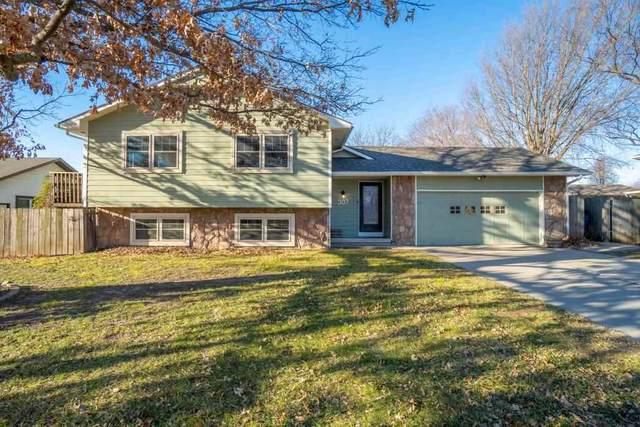 307 E Valley View St, Derby, KS 67037 (MLS #591496) :: Kirk Short's Wichita Home Team