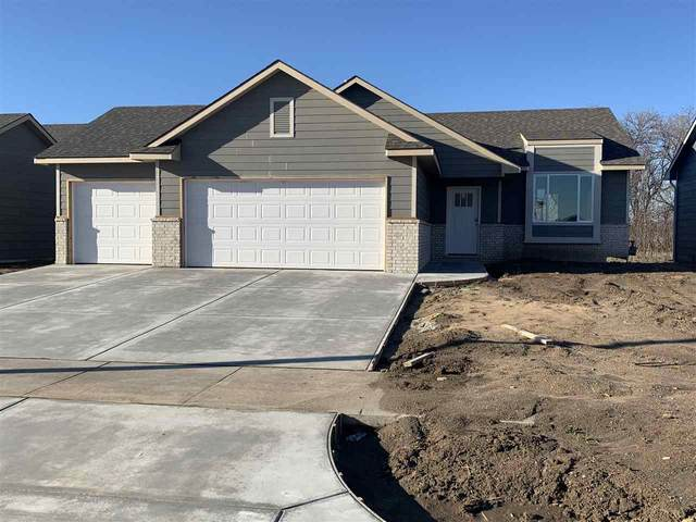 3018 W 43rd St S, Wichita, KS 67217 (MLS #591578) :: The Boulevard Group