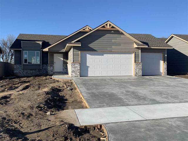 3102 W 43rd St S, Wichita, KS 67217 (MLS #591579) :: The Boulevard Group