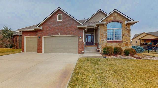 810 N Woodstone, Andover, KS 67002 (MLS #591624) :: On The Move