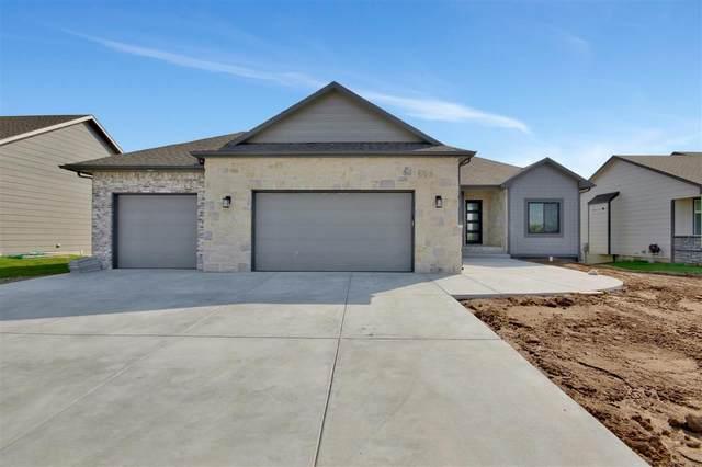 5005 N Athenian St, Wichita, KS 67204 (MLS #591795) :: COSH Real Estate Services
