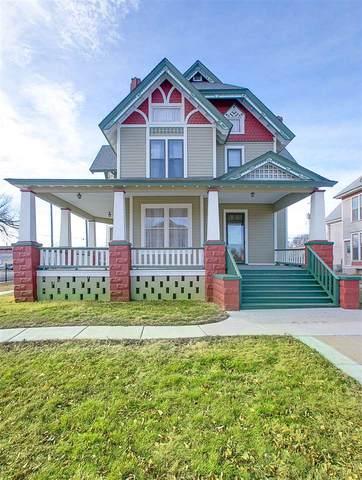 1103 N Topeka St, Wichita, KS 67214 (MLS #591855) :: The Boulevard Group