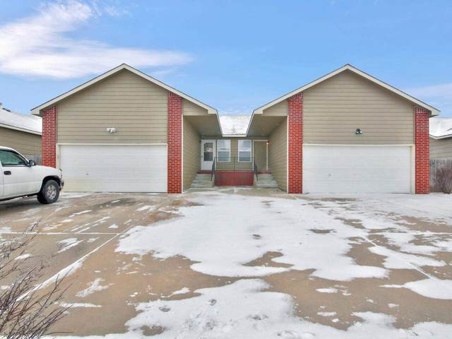 1038 E Karla Ave 1040 E Karla Av, Haysville, KS 67060 (MLS #592090) :: The Boulevard Group
