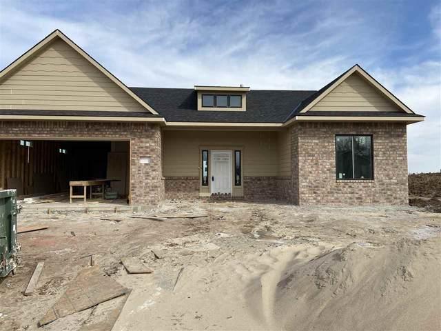 1324 N Sedgwick St, Garden Plain, KS 67050 (MLS #592151) :: Preister and Partners | Keller Williams Hometown Partners