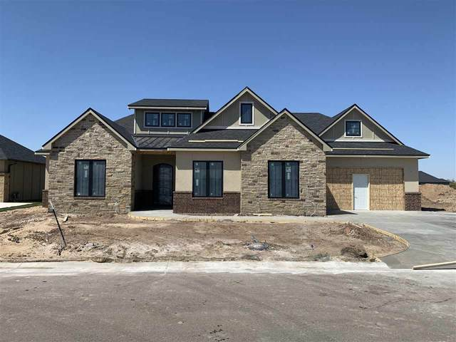 3829 N Brush Creek, Maize, KS 67101 (MLS #592269) :: Preister and Partners | Keller Williams Hometown Partners