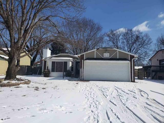 5534 S Emporia St, Wichita, KS 67216 (MLS #592398) :: Keller Williams Hometown Partners