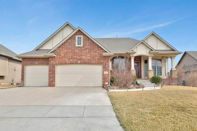 818 N Fairoaks Ct, Andover, KS 67002 (MLS #592427) :: Pinnacle Realty Group