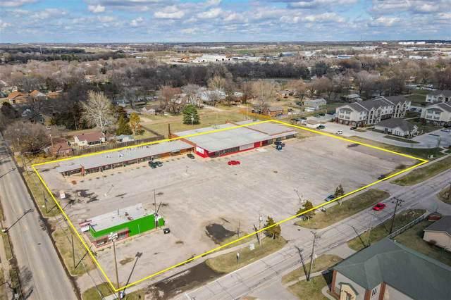 606 W 33rd St. N 3404 N Arkansas, Wichita, KS 67204 (MLS #592470) :: The Boulevard Group