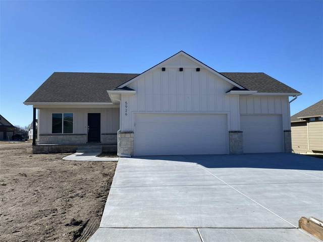 5926 E Wildfire St., Bel Aire, KS 67220 (MLS #592494) :: The Boulevard Group