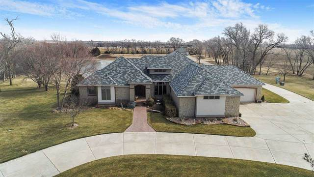 2540 S 383rd Ct W, Cheney, KS 67025 (MLS #592509) :: Preister and Partners | Keller Williams Hometown Partners