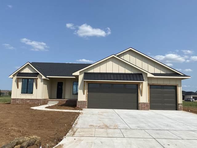 3140 N Pine Grove Cir, Wichita, KS 67205 (MLS #593547) :: Matter Prop