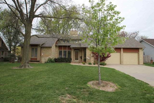 224 S Forestview Ct., Wichita, KS 67235 (MLS #593582) :: Kirk Short's Wichita Home Team