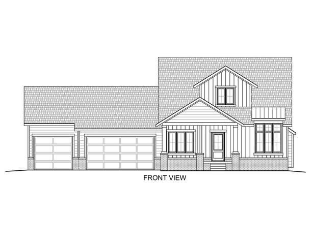 1322 W Ledgestone, Andover, KS 67002 (MLS #593875) :: Pinnacle Realty Group