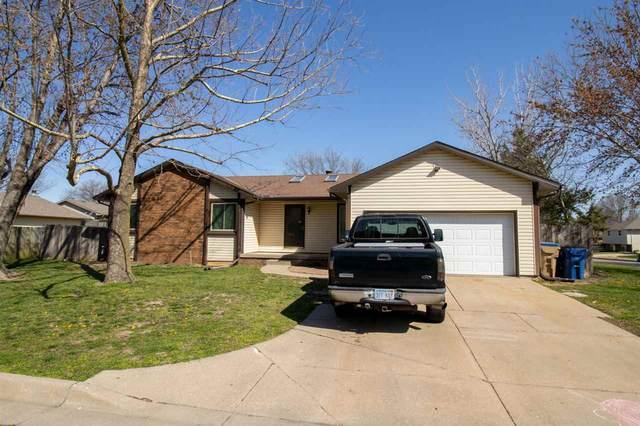 8722 E Scott St, Wichita, KS 67210 (MLS #594002) :: COSH Real Estate Services