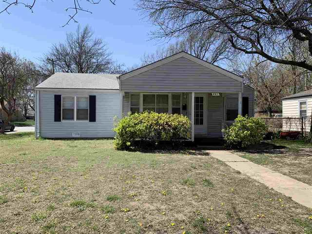 657 S Christine St, Wichita, KS 67218 (MLS #594119) :: Keller Williams Hometown Partners