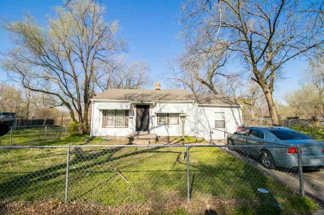1627 N Green St, Wichita, KS 67214 (MLS #594150) :: Graham Realtors
