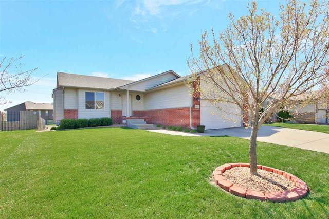2407 E Kite St, Wichita, KS 67219 (MLS #594200) :: The Boulevard Group