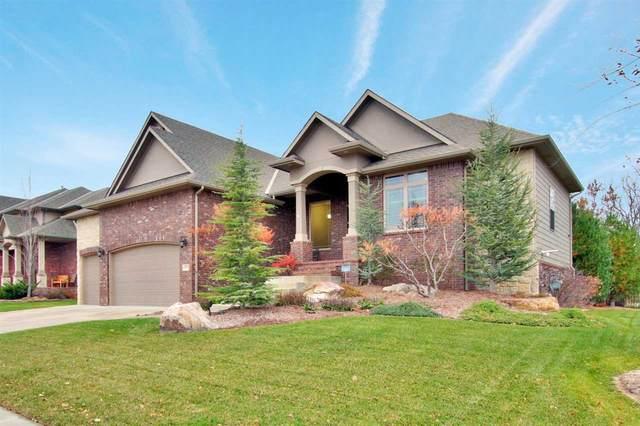 720 N Deerfield Cir, Andover, KS 67002 (MLS #594218) :: Pinnacle Realty Group