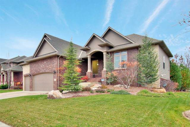 720 N Deerfield Cir, Andover, KS 67002 (MLS #594218) :: COSH Real Estate Services