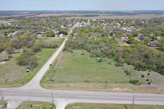 S Randall St, Potwin, KS 67123 (MLS #594448) :: Preister and Partners | Keller Williams Hometown Partners
