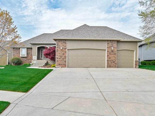 3921 N Goldenrod St, Maize, KS 67101 (MLS #594574) :: Preister and Partners | Keller Williams Hometown Partners