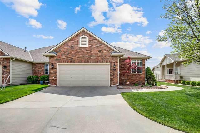 2267 N Lakeway Ct, Wichita, KS 67205 (MLS #594607) :: Keller Williams Hometown Partners