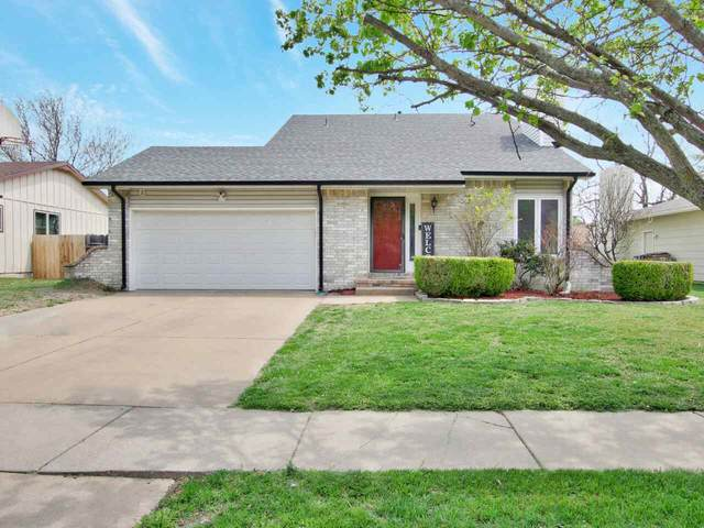 4150 N Edgemoor, Bel Aire, KS 67220 (MLS #594685) :: Kirk Short's Wichita Home Team