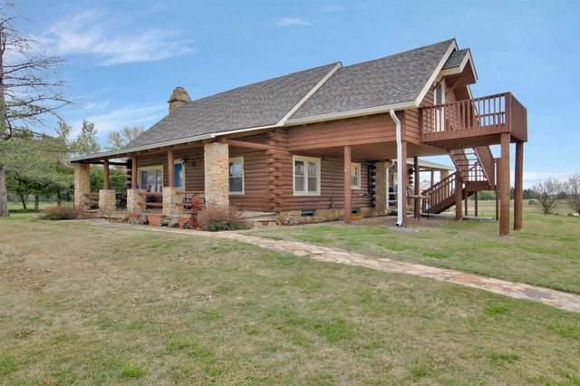 2654 S 135th W, Wichita, KS 67227 (MLS #594748) :: Keller Williams Hometown Partners