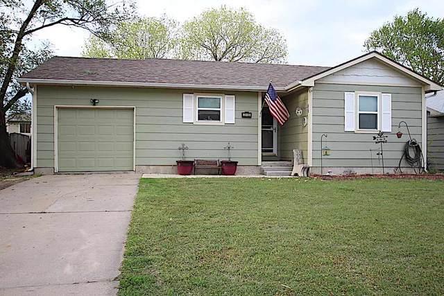 3002 W Maxwell Ave, Wichita, KS 67217 (MLS #594788) :: Graham Realtors