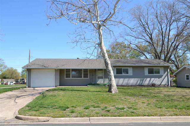 7522 W Warren St, Wichita, KS 67212 (MLS #594827) :: Preister and Partners | Keller Williams Hometown Partners