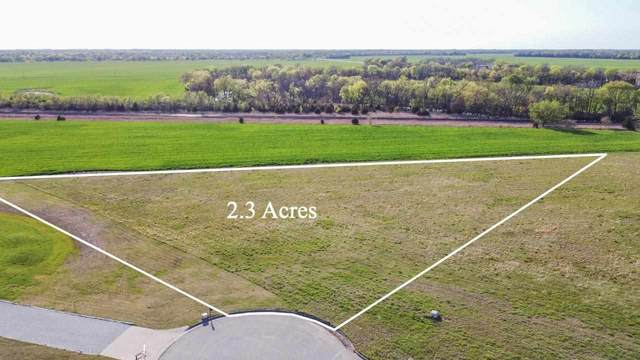 0 Catalpa Ct Lot 4, Belle Plaine, KS 67013 (MLS #594876) :: Graham Realtors