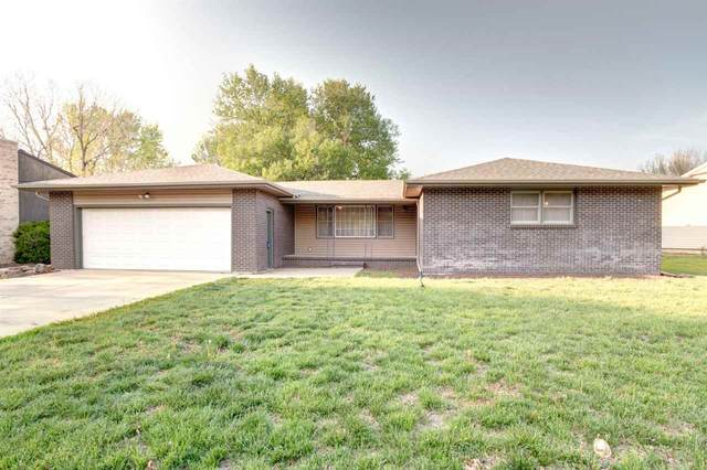 908 W 10TH ST, Newton, KS 67114 (MLS #594948) :: Kirk Short's Wichita Home Team
