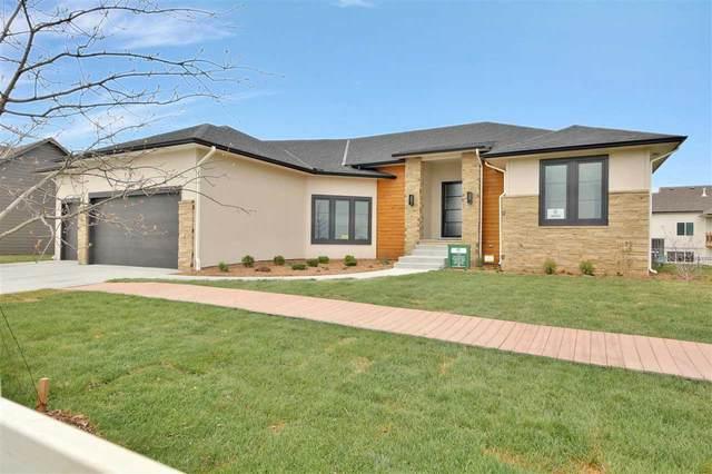 11412 E Brookview St, Wichita, KS 67226 (MLS #595056) :: Keller Williams Hometown Partners