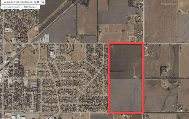 18239 SW Prairie Creek Rd, Rose Hill, KS 67133 (MLS #595097) :: Graham Realtors