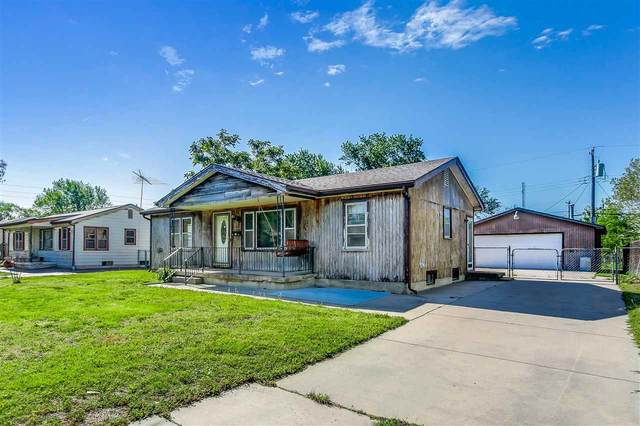 2521 W Heuett St, Wichita, KS 67217 (MLS #595202) :: COSH Real Estate Services