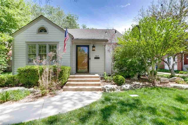 140 N Old Manor Rd., Wichita, KS 67208 (MLS #595505) :: The Boulevard Group