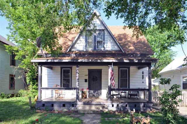1527 S Water St, Wichita, KS 67213 (MLS #595653) :: Graham Realtors