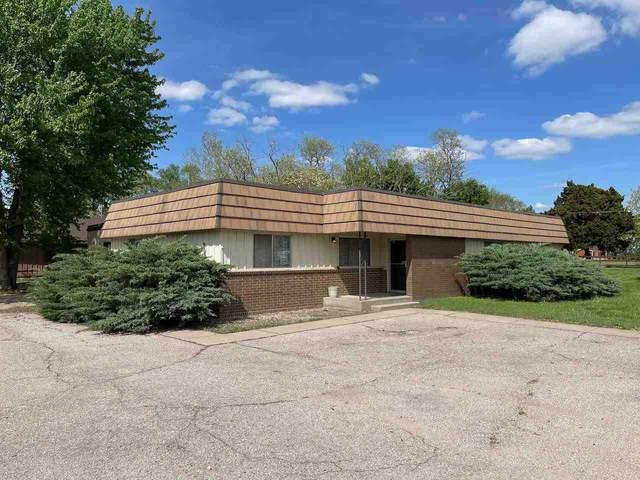 974 S Pioneer Rd, El Dorado, KS 67042 (MLS #595684) :: Keller Williams Hometown Partners