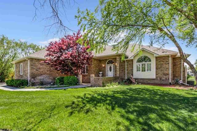 14821 E Sundance St, Wichita, KS 67230 (MLS #595799) :: Kirk Short's Wichita Home Team