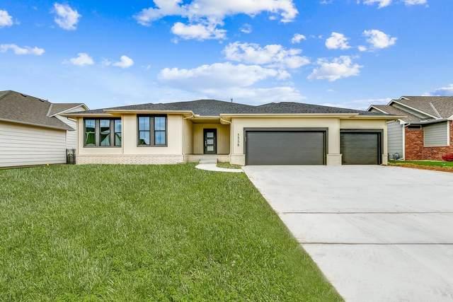 3338 Judith Ct, Wichita, KS 67205 (MLS #595837) :: Graham Realtors