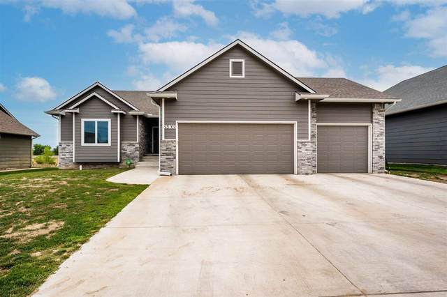 8408 W Coral St, Maize, KS 67101 (MLS #595972) :: The Boulevard Group