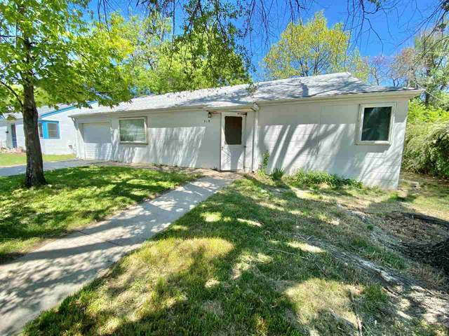 518 Sunnyside Ct, Newton, KS 67114 (MLS #596123) :: Keller Williams Hometown Partners