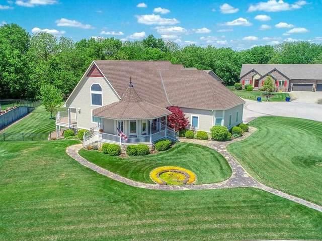 515 N Valley Creek Cir, Valley Center, KS 67147 (MLS #596126) :: Kirk Short's Wichita Home Team