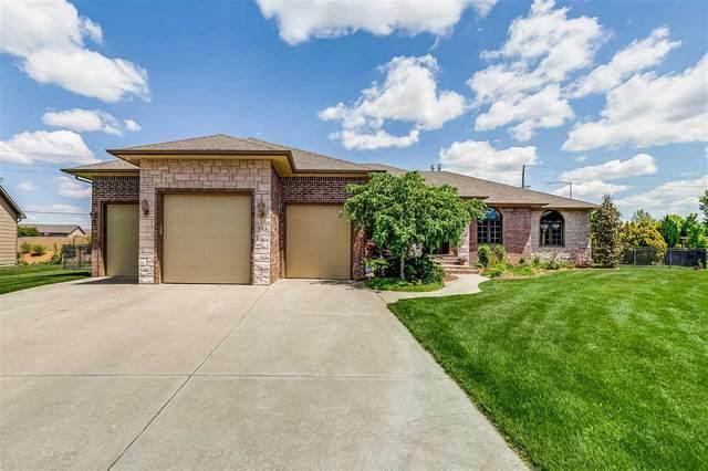 925 E Rough Creek Loop, Derby, KS 67037 (MLS #596221) :: Pinnacle Realty Group