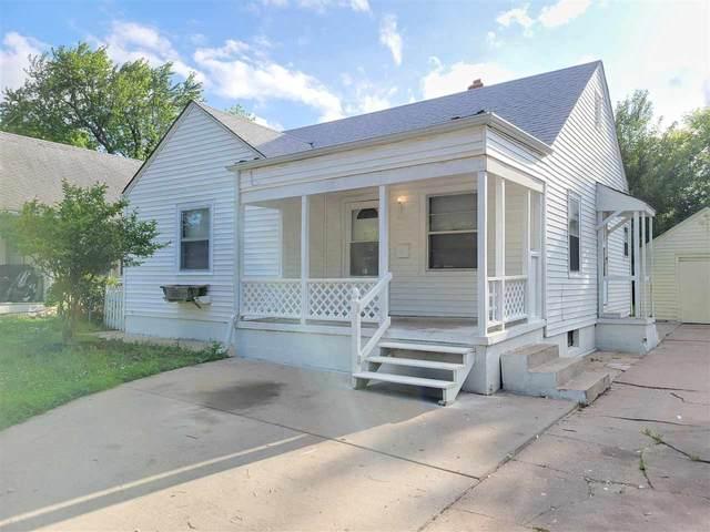 421 N Spruce St, Wichita, KS 67214 (MLS #596278) :: COSH Real Estate Services