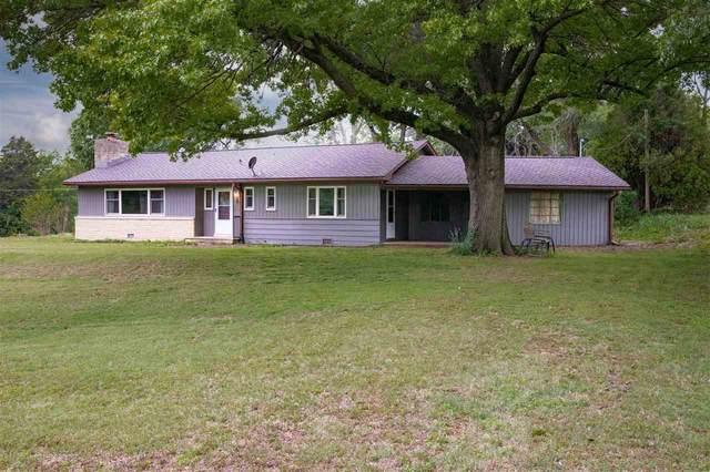 13 Crestwood Dr, Arkansas City, KS 67005 (MLS #596644) :: Keller Williams Hometown Partners