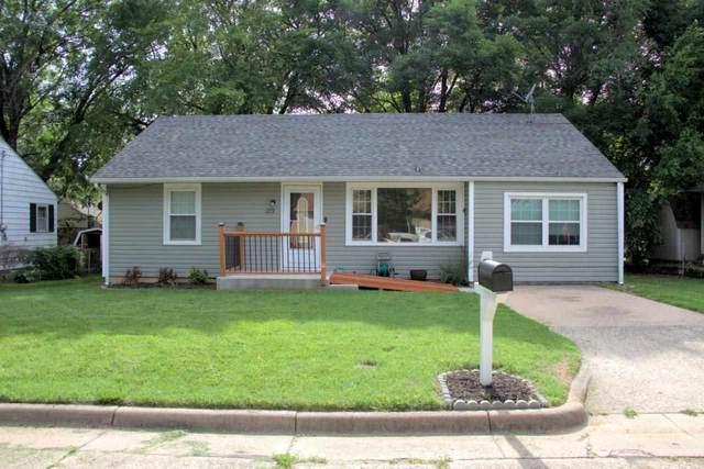 1717 Frankfort St, Winfield, KS 67156 (MLS #596760) :: Keller Williams Hometown Partners