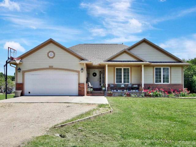 700 N Stadium St, Leon, KS 67074 (MLS #596948) :: COSH Real Estate Services