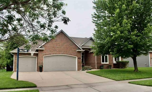 2838 N Tee Time, Wichita, KS 67205 (MLS #597038) :: Pinnacle Realty Group