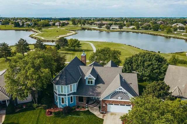 8115 E Champions Ct, Wichita, KS 67226 (MLS #597054) :: COSH Real Estate Services